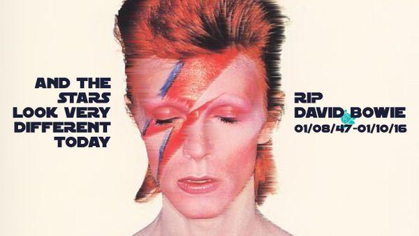 David Bowie ( 1947 - 2016 )